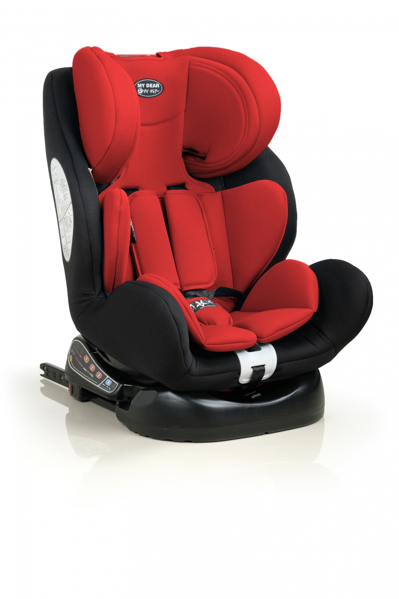 30018 Car Seat with ISOFIX