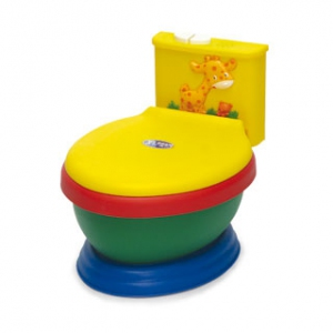 37006 Baby Potty & Stool