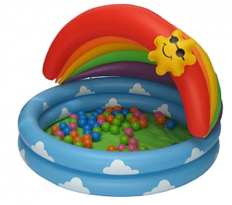 33014 Ball Pool Rainbow